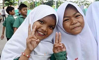 Ecole d'Etat à Pattani