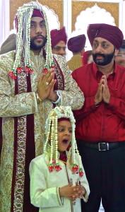 11. Temple sikh de Phahurat, cérémonie de mariage