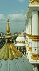 7. Temple sikh de Phahurat, coupoles