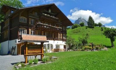 Monastère Dhammapala, Kandersteg (Suisse)