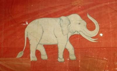 Drapeau du Siam