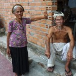 Couple cham, Hau Sanh (Viet Nam)