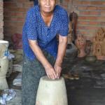 Potière cham, Hau Sanh (Viet Nam)
