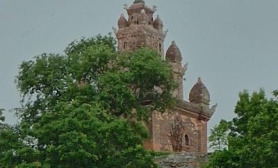 La tour de Po Romé (Phan Rang)