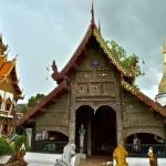 Wat Bhupparam, ubosot