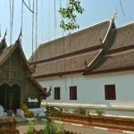 Wat Bhupparam, ubosot et viharn