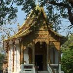 Wat Chet Yot, ubosot