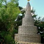 Wat Phan Tao, viharn en bambou