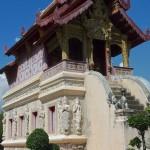 Wat Phra Singh, ho trai (bibliothèque)