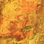 Wat U Mong, peinture murale XIIIe siècle