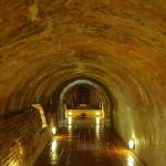Wat U Mong, tunnel