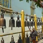 Wat Doi Suthep, cloches d'offrande