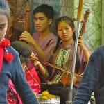 Wat Doi Suthep, orchestre de jeunes