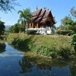 Wat Pa Da Et, ubosot