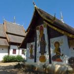 Wat Yang Luang, viharn et ubosot