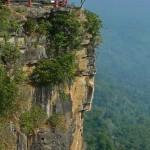 Chaîne des Dangrek vue près de Preah Vihear
