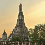 Wat Arun, Bangkok, prang principal