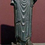 Statue acéphale de Darius Ier; découverte à Persépolis, déposée au Musée national  à Téhéran