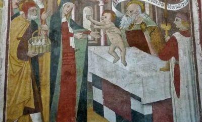 P1340750 11) presentazione al tempio