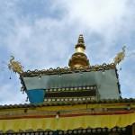 Toit du temple