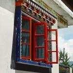 Temple, fenêtre/1