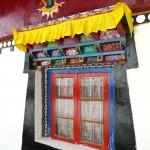 Temple, fenêtre/2