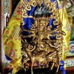 Penden Lhamo, statuette