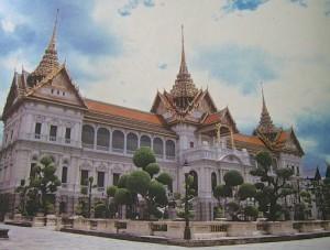 Bangkok, le Palais royal aujourd'hui
