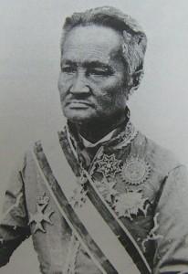 Le Régent, Chao Phraya Sri Suriyawong