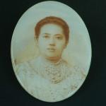 Médaillon avec portrait de la reine Sawabha Phongsri