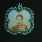 Broche avec portrait du prince héritier Mahavajirunhis