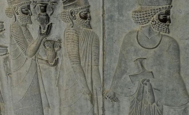 shiraz persépolis escalier de l'est bas-relief lydiens:2 20.10.13 2