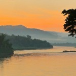 Maekong près Ban Si Mongkhon