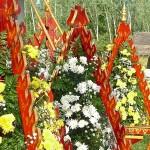 Pyramides florales