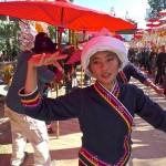 Danses en l'honneur du chula kathin