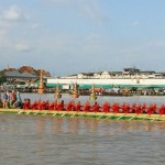 Barge royale Anantanakharat de nos jours