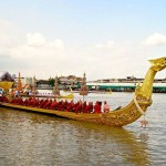 Barge royale principale Suphannahong