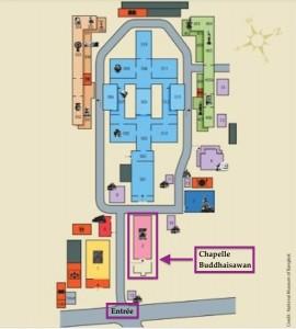 plan musée chapelle