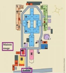 plan musée maison rouge