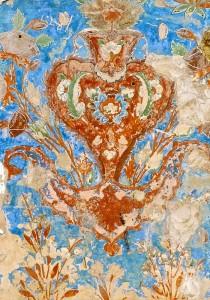 Peinture murale décorative