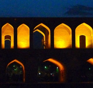 Arches du pont