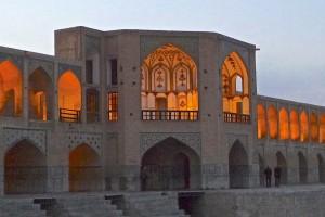 Pavillon central du pont