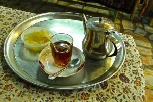 Thé iranien