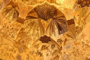 Peintures du plafond/1