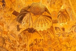 Peintures du plafond/2