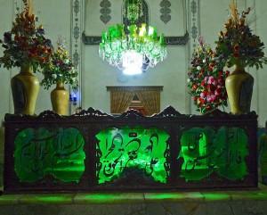 Tombeau de Shah Nematollah-e Vali