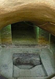 Canal et puits de qanat, Na'in