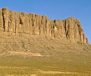 Vallée du Kor, montagnes