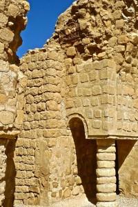 Murs et colonne