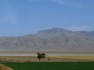 Sarvestan, vallée du Kor, cultures